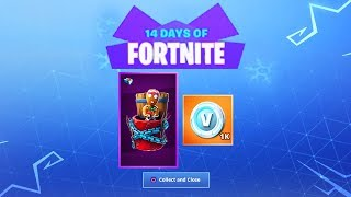 *NEW* Fortnite MERRY MUNCHKIN Rewards Unlocked..