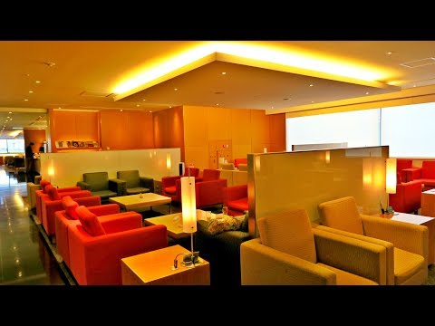 Cathay Pacific First and Business Class Lounge (Narita International Airport Terminal 2)