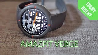 Huami Amazfit Verge - Total Fitness Review
