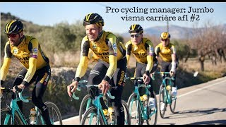 Pro Cycling Manager: Jumbo Visma Carrière Afl #2! Jullie zijn toppers