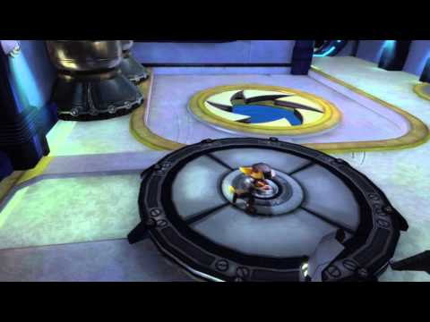 Ratchet & Clank Future: Tools of Destruction (100%) Part 11: Tara Strong!