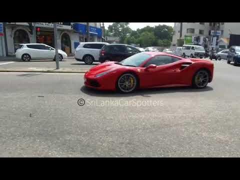 Ferrari Sri Lanka 488 Gtb Millionaire Kids Sri Lanka Super Cars