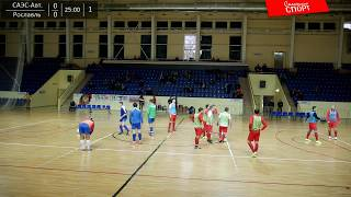 САЭС Авт Рославль 6 4 Полуфинал чемпионата Смоленской области по мини футболу 2019 г