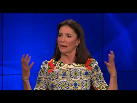 Mimi Rogers on the OnCamera Kisses in