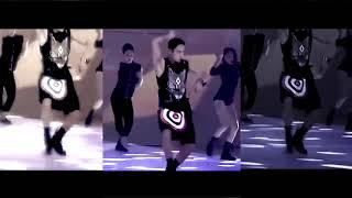 Khi nam thần dance ~ Thiên Tỉ, Lộc Hàm, Trần Vĩ Đình, Trương Nghệ Hưng