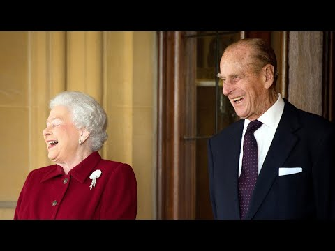 Prince Philip: The dry wit of the Duke of Edinburgh on video