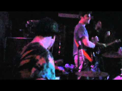 The Winter Sounds @ The Mercury Lounge / New York City / (JACK HINSON'S PERSONAL DRUM CAM)
