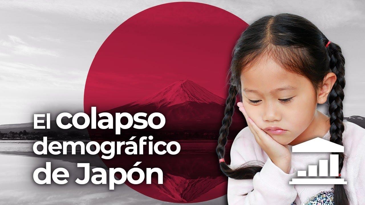 El COLAPSO demográfico de JAPÓN - VisualPolitik