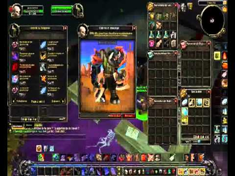 Extrêmement Tuto World of Warcraft comment avoir du stuff (transmo) - YouTube GK21