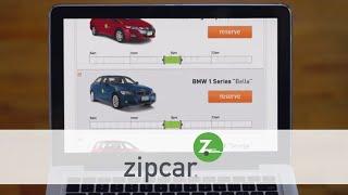 City Driving Made Smarter | Zipcar Car Sharing