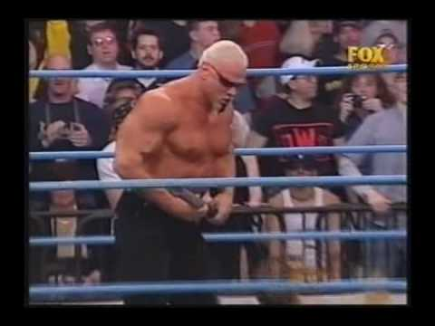Scott Steiner Biceps Kisses