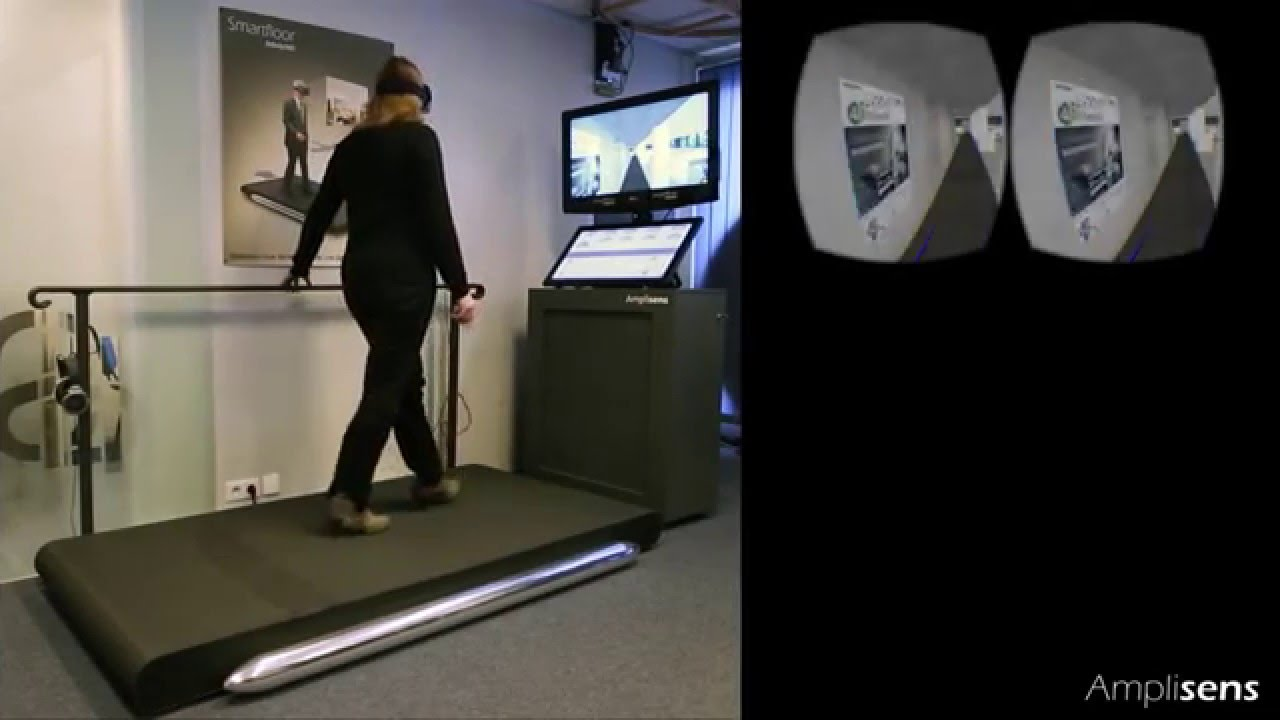 infinity 360. smartfloor infinity 360: your total solution for virtual reality immersion 360