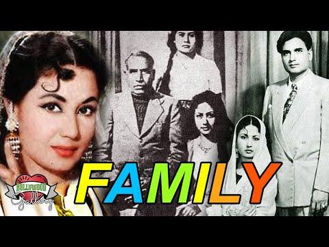 Meena Kumari Family With Parents, Husband, Sister, Affair, Career, Death and Biography