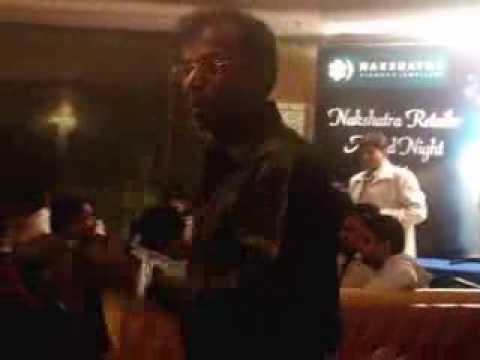 Male Singer at Ramada Karaoke.MPG