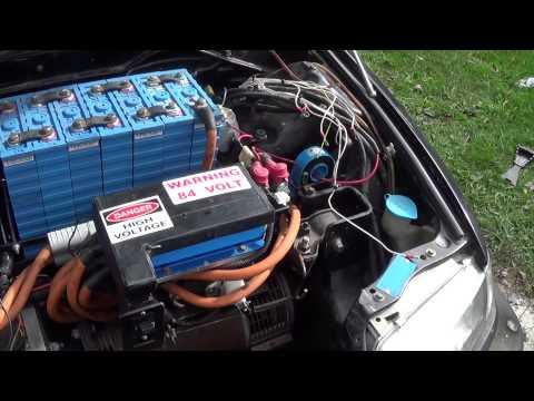 solar power ev car