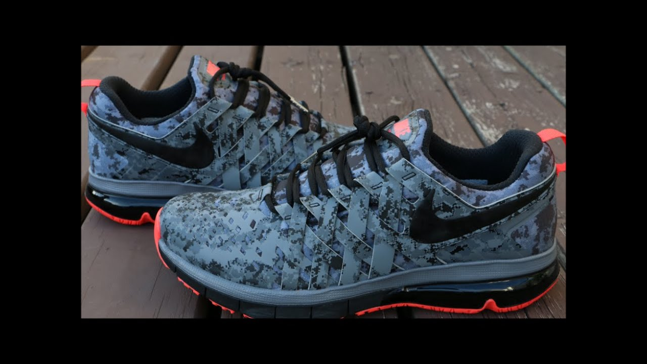 new style ab58c 33c00 Nike FingerTrap Max NRG - Detailed Review