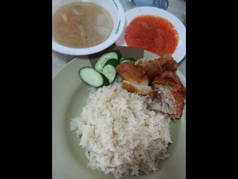 Nasi Ayam Power Dahlia's Kitchen Satu Rempah Utk Semua