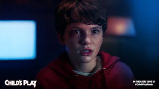 "CHILD'S PLAY Clip: ""Peekaboo"" (2019)"