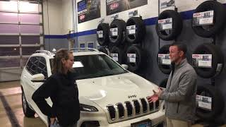 Testimonial Review by Kelsey: 2018 Jeep Cherokee at      Taylor Chrysler Dodge in Bourbonnais IL