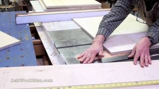 How To Make Plywood Boxes • 9 Of 64 • Woodworking Project For Kitchen Cabinets, Desks, Etc...