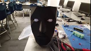 The Doorman Project Servo Test ORIGINAL PRUSA i3 MK2