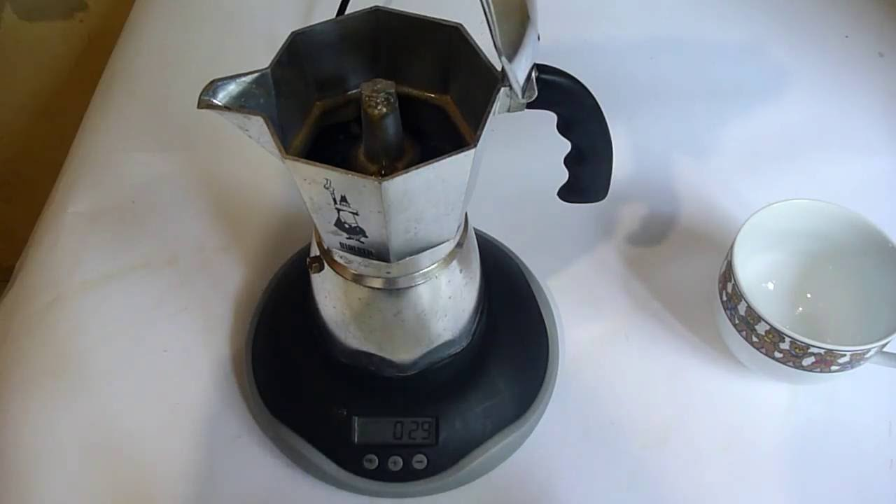 bialetti easy timer instructions