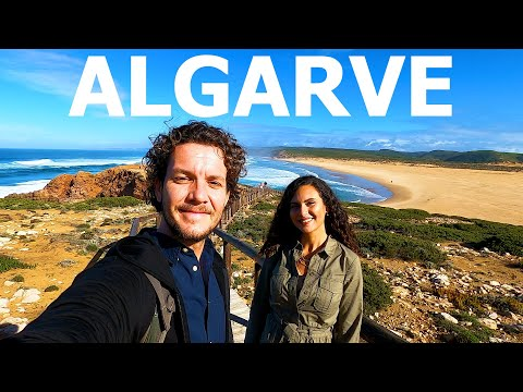 EUROPE'S TOP BEACH DESTINATION 2021: ALGARVE 🇵🇹 PORTUGAL