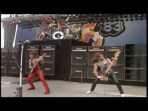 Judas Priest - Metal Gods Live US Festival
