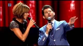 Edyta Górniak & Matt Dusk - All the Way - LIVE