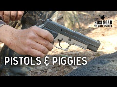 Pistols & Piggies Part 1