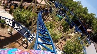 Bombora (HD POV) - Lagoon Amusement Park
