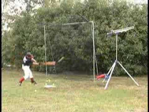 Backyard Batter Pitching Machine YouTube - Backyard batter