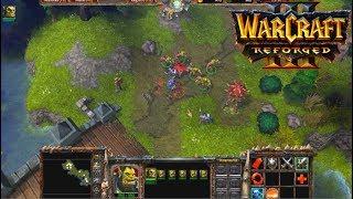WARCRAFT 3 REFORGED (PC) - El clásico de Blizzard vuelve a resurgir || Gameplay en Español