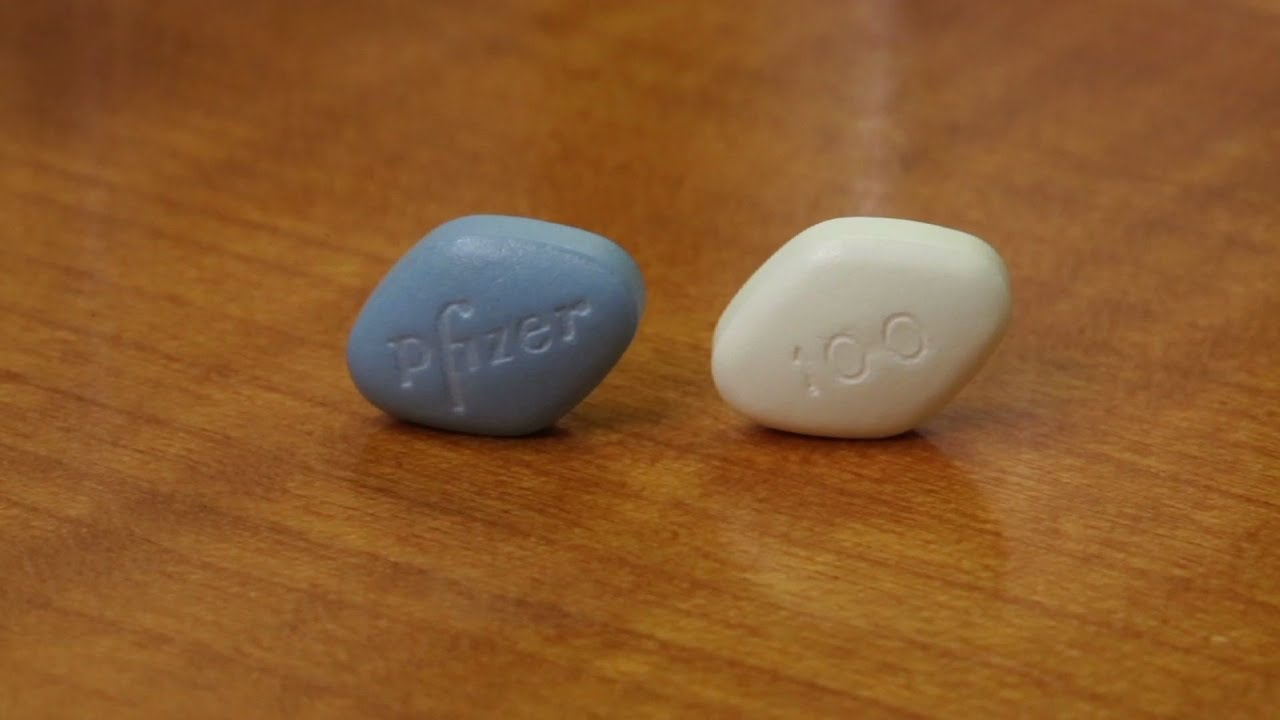 Viagra Goes Generic with Little White Pill - YouTube