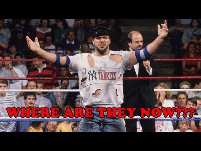 Wwf S Top Jobbers From The 80 S And 90 S And Where They Are Now Youtube