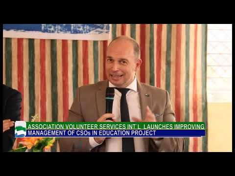 AVSI: Launch of the EU project IMAGES on Sierra Leone Broadcast Corporation (SLBC)