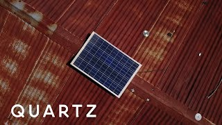 Solar power could be the answer to aging electrical grids