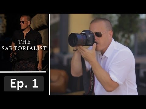 Milan   Ep. 1   The Sartorialist For AOL On