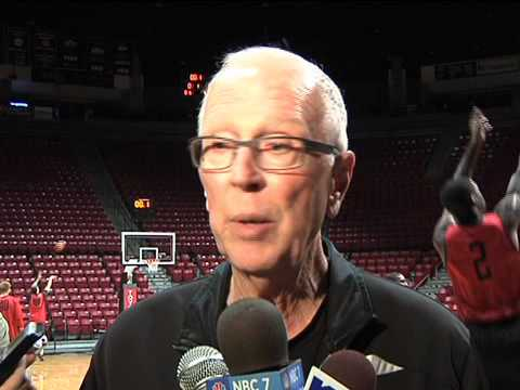 Steve Fisher Interview 02/03/12