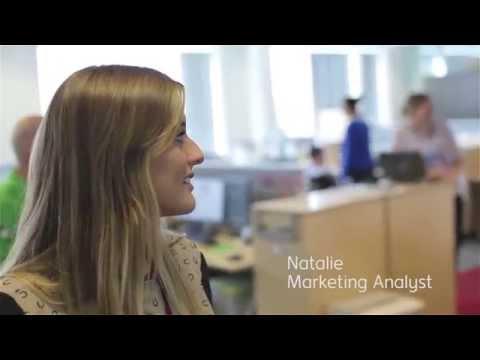 Meet Natalie - RB Marketing Analyst