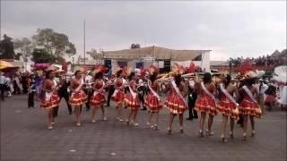 carnaval 2017 5ta seccion San Miguel Tenancingo tlaxcala 3ra parte