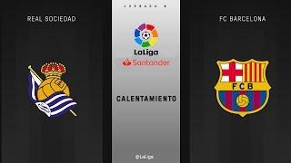 Real Sociedad 1 - 2 FC Barcelona