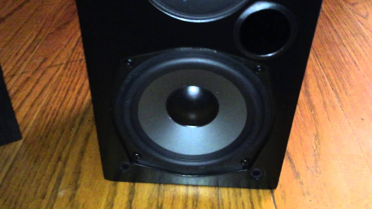 Polk Audio T15 Bookshelf Speakers Unboxing