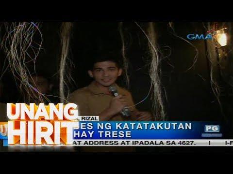 Unang Hirit: Huwebes ng Katatakutan sa Bahay Trese sa Cainta, Rizal