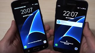 Galaxy S7 originale vs Clone Fake - HDC S7 lte ita