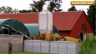Ferma drobiu w Sibinie