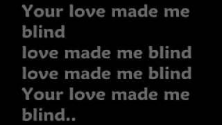 Jason Derulo - Blind [ Instrumental Acoustic version + Lyrics ]