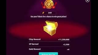 Zynga Poker Tickt 2017
