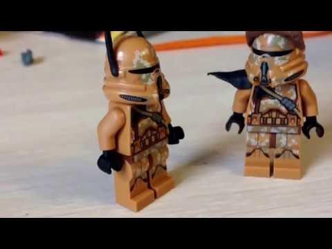 Lego Star Wars Война на дальнем рубеже 4 серия тизер/teaser