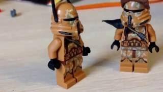 Мультик Лего звёздные войны